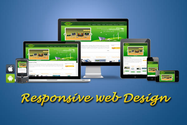 Responsive Website Designing Services